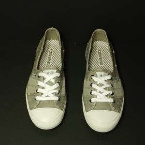 Vans Lady All Star Grey Women's Size 9